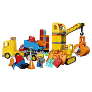 Duplo big construction site
