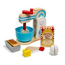 Melissa and Doug's Make-a-Cake Mixer Set